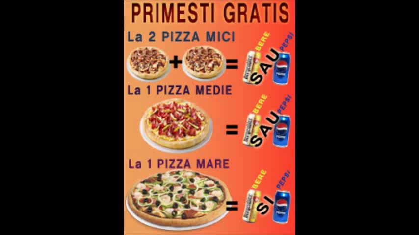 Comanda Pizza Galati www.pizza-serafin.ro