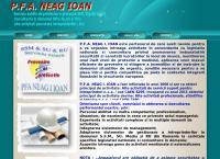 Site Neag i Ioan PFA