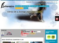 Site Tenis Club Champion