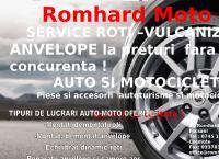 Site Romhard Moto SRL