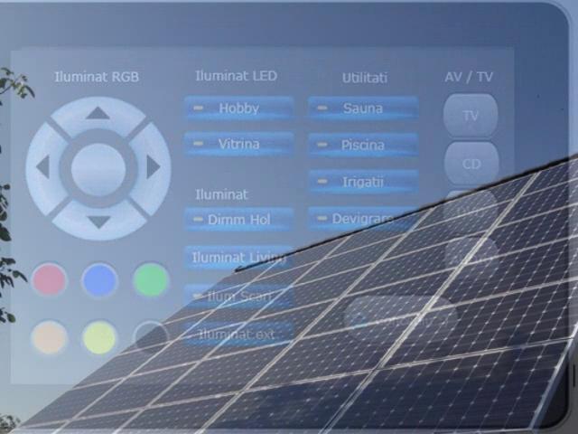 Panouri solare-fotovoltaice-radiante