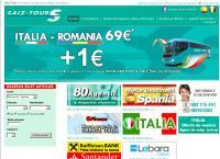 Site S.C. Saiz Tour Romania SRL - TARGU JIU