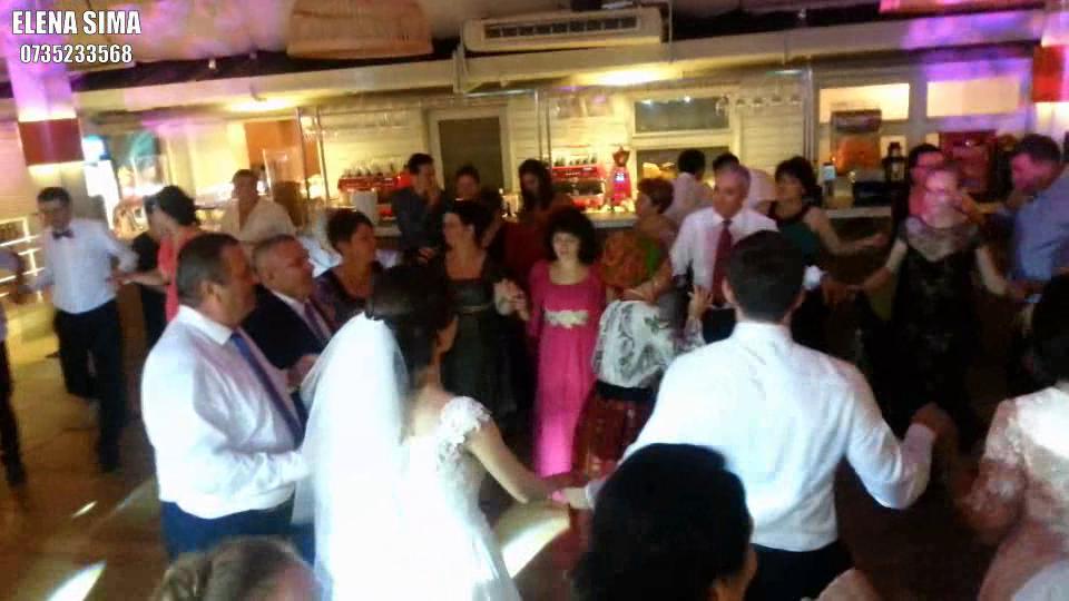 muzica populara, nunta live, elena sima