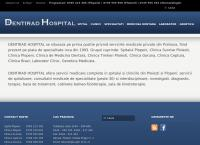 Site Dentirad Hospital PLOIESTI