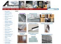Site SC Alumprofil Metal SRL