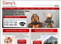 Site Dany's dezinsectie si deratizare