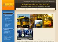 Site Eltrans Botosani