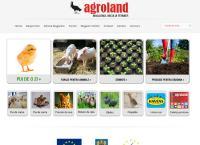 Site Agroland Marginea