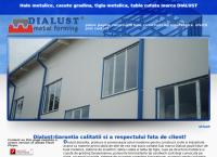 Site Dialust 2000 Impex SRL Pantelimon