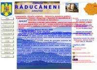 Site Primaria Raducaneni
