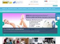 Site Centrul Medical Mediplus