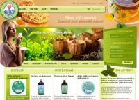 Site Poieni plant FITOTERAPEUT ALBUT DANUT
