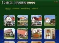 Site Conacul Secuiesc