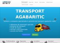 Site Liviu Trans Auto - Transport Agabaritic Cluj