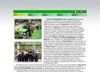 Site SC Plastic Engineering SRL