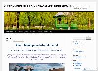Site Clinica veterinara din Caracal - dr.Dinu Stefan