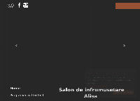 Site Salon Alisa