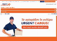 Site Urgent Cargus - Reşiţa